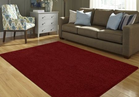 Mainstays Solid Olefin Shag Area Rug Or Runner Collection Walmart Com Shag Area Rug Area Rugs Better Homes