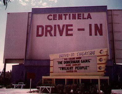 Centinela Drive In In Los Angeles Ca Cinema Treasures Drive In Theater Drive In Movie Theater Drive In Movie