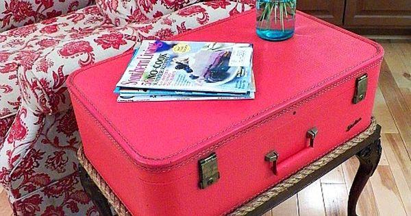 tu organizas mesas laterais para se inspirar e copiar decorating pinterest malas móveis