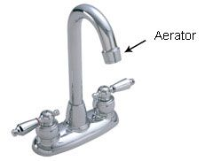 Guide To Faucet Aerators Faucet Save Water Water Conservation