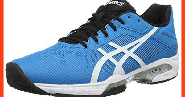 Asics Herren Gel-Solution Speed 3 Clay Tennisschuhe, Blau ...
