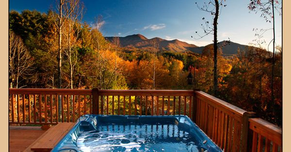 Bryson city north carolina cabin rentals great smoky for Smoky mountain cabins on the water