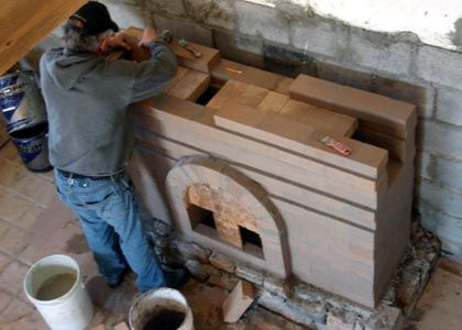 Build Your Own Masonry Fireplace Dvd Learn How To Construct Your