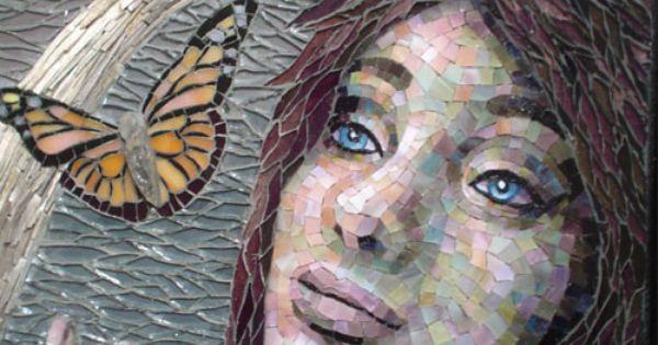 Beth norton too short a season 2009 mosaic of for Cochrane mural mosaic
