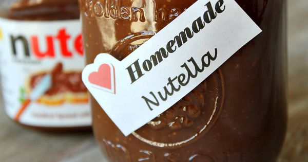 Homemade Nutella recipe! | Recipe Girl
