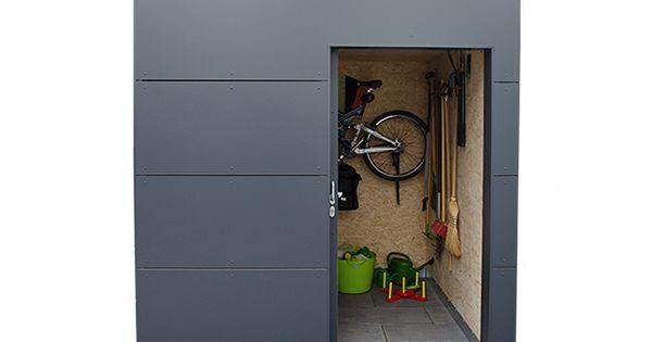 metz gardenhouse gartenhaus mit flachdach ger telager. Black Bedroom Furniture Sets. Home Design Ideas