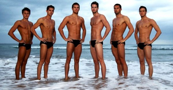 Australian Olympic Swimmers London 2012 ... Holy sh@