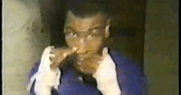 Miketysonknockouts Mike Tyson Cus D Amato Martial Arts Boxing