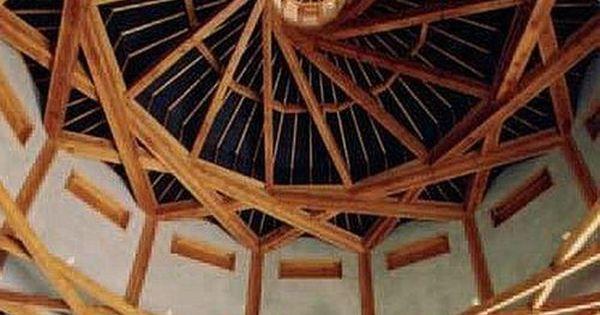 Reciprocal Roof Sigi Koko Reciprocal Roof Compression