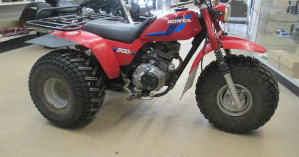 1984 Honda 200S 3wheeler ATV that is in great condition