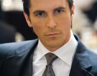 'Fifty Shades of Grey' Movie Casting: Christian Bale as Christian Grey [PHOTOS
