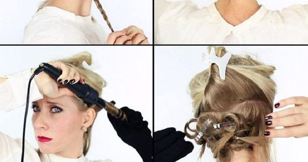 simple hair styles for work easy diy braided hairstyles for wedding tutorials 5723