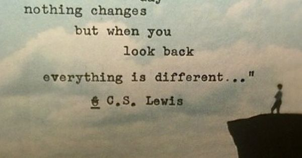 CS Lewis awesomeness. So true