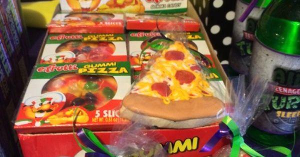 Teenage Mutant Ninja Turtles Birthday Party Ideas | Photo 3 of 10