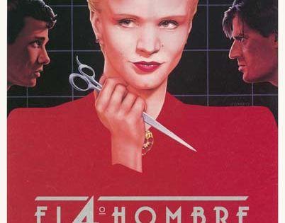 El 4º Hombre 1983 De Vierde Man De Paul Verhoeven Tt0086543 Film Film Posters Movie Posters
