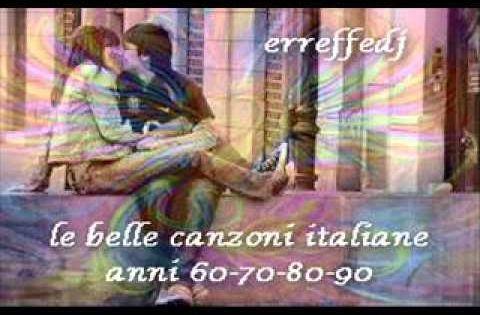 Le belle canzoni italiane anni 60 70 80 90 YouTube