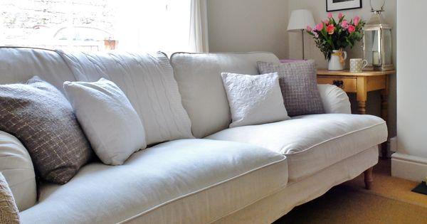 Ikea Stocksund Sofa Easy To Assemble Lovely Fabric