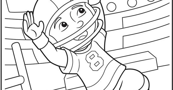 wide receiver football coloring pages - photo#13