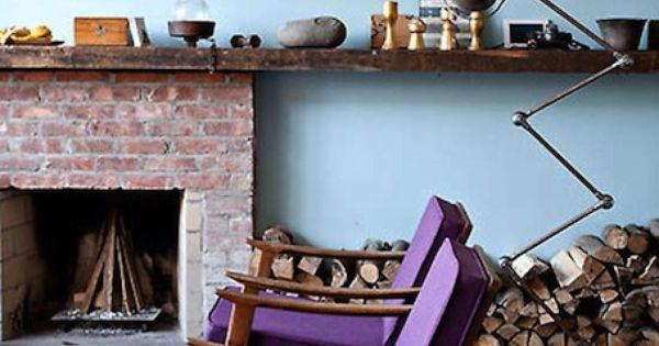Interior design color palette ideas for those who love purple.