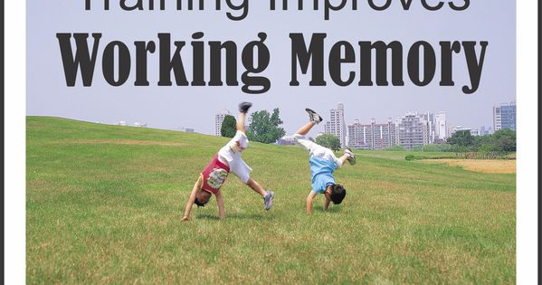 Proprioceptive Training And Working Memory Www