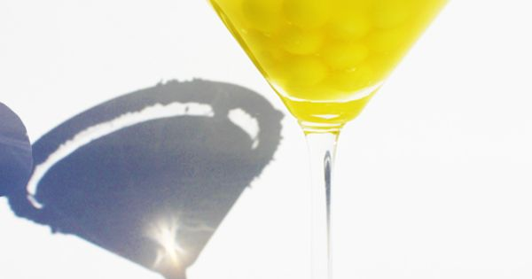 Halloween candy cacktail: the Lemonhead Drop. Cannot wait to make this ...