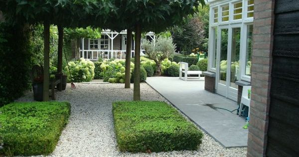 Modern klassieke tuin interieur design by nicole fleur tuin pinterest modern tuin en - Tuin interieur design ...