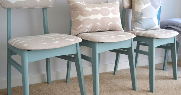 mid century retro dining chairs reupholstery pebbles fabric john lewis oval room blue farrow. Black Bedroom Furniture Sets. Home Design Ideas