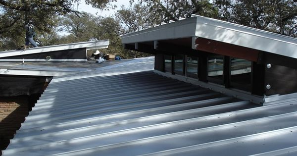 Standing Seam Metal Roof Materials Pinterest Dormer