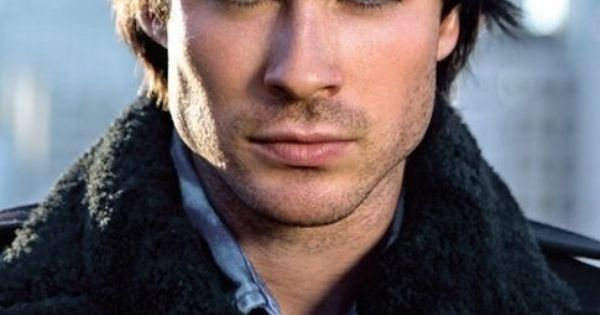 Ian Somerhalder. Damon Salvator