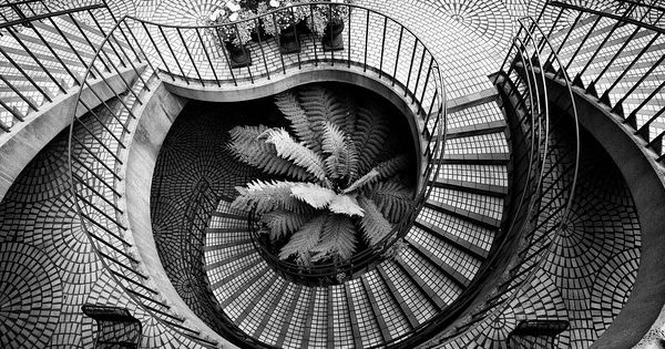 Best Swirling Stairs Spiral Pinterest Photos Romantic 400 x 300