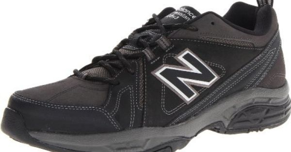 New Balance White Walking Shoes Men Mesh