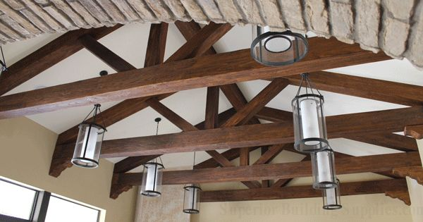Cathedral Ceiling Beam Design Cathedral Ceiling With A