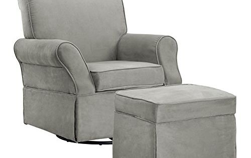 Wayfair Swivel Glider Chair: Baby Relax The Kelcie Nursery Swivel Glider Chair And