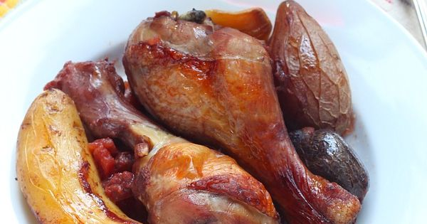 Stove, Fingerling potato recipes and Braised chicken on Pinterest