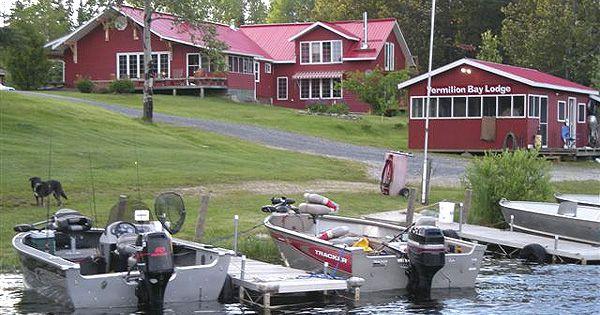 Eagle lake ontario fishing lodge sunset country for Ontario fishing lodges