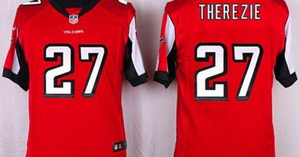 nfl ELITE Atlanta Falcons Robenson Therezie Jerseys