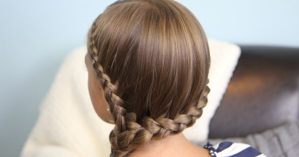 Double Lace into Side Braid Hairstyles | Hairstyles, Braids and Hair Style