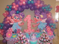 Abby Cadabby Party Ideas Sesame Street Birthday 1st