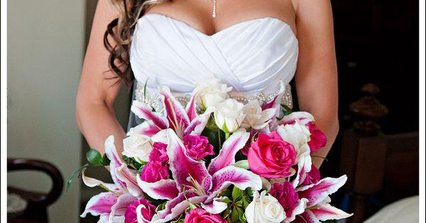 Bridal bouquet - Cascading Flowers  bridal_bouquet_orange_county