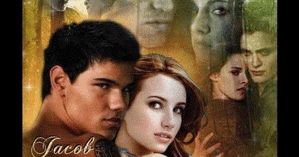 Amanhecer Parte 2 O Primeiro Beijo Jacob E Renesmee Na Descricao