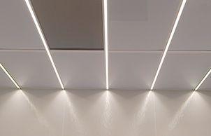 Led Lighting Strips Strip Lighting Ceiling Linear Lighting 2x2