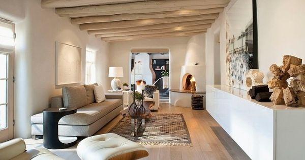 Wohnzimmer moderne wohnideen helles holz treibholz farben for Moderne wohnideen wohnzimmer