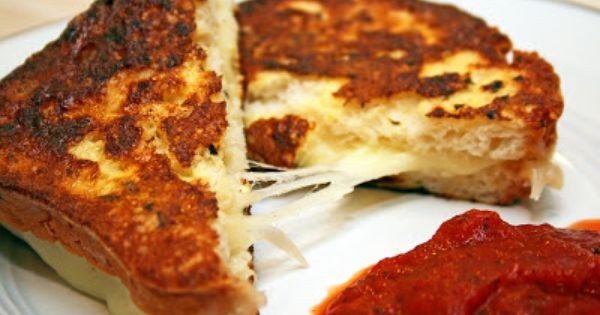 Lazy Girl's Guide to Living Gluten Free: Grilled Mozzarella Cheese ...