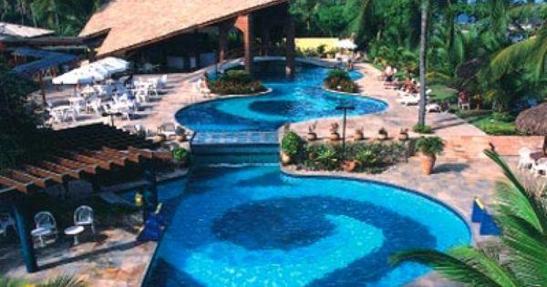 Pool At Portobello Resort Porto Seguro Brazil Hotel Porto