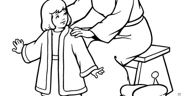 dorcas coloring page - dorcas bible page to print and color this goes well with