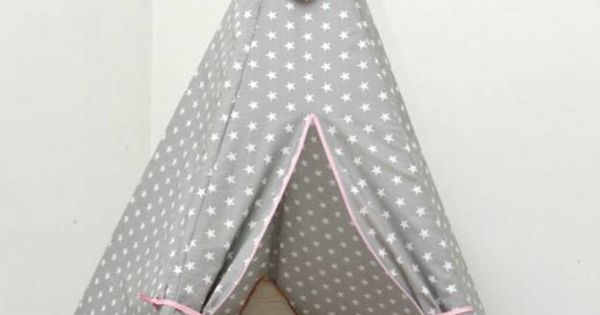 kinderzimmer deko selber machen gestalten zelt stoff kinderzimmer pinterest tipi kidsroom. Black Bedroom Furniture Sets. Home Design Ideas