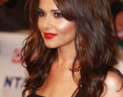 Cheryl Cole - hair cut