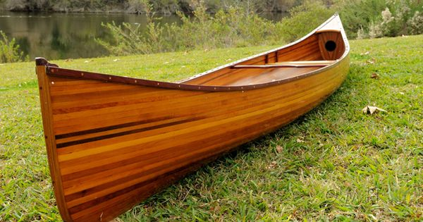 Building a Cedar Strip Canoe: 23 Steps with Pictures