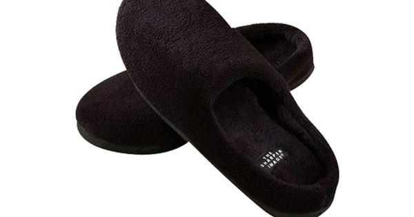Outlast Memory Foam Slippers for Men