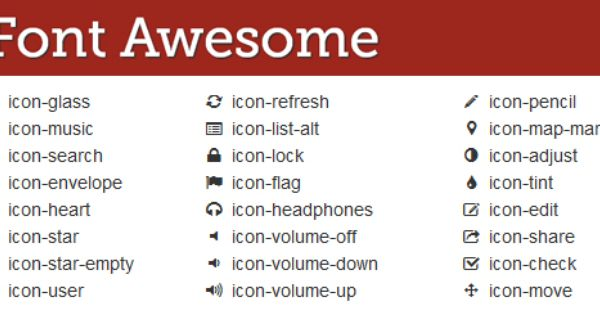 Font Awesome More The Iconic Font Designed For Use With Twitter Bootstrap Css Free Icon Fonts Icon Check